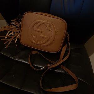 Gucci Soho Disco Crossbody leather bag